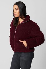 Blank NYC Talk of the Town Cord Puffer Jacket