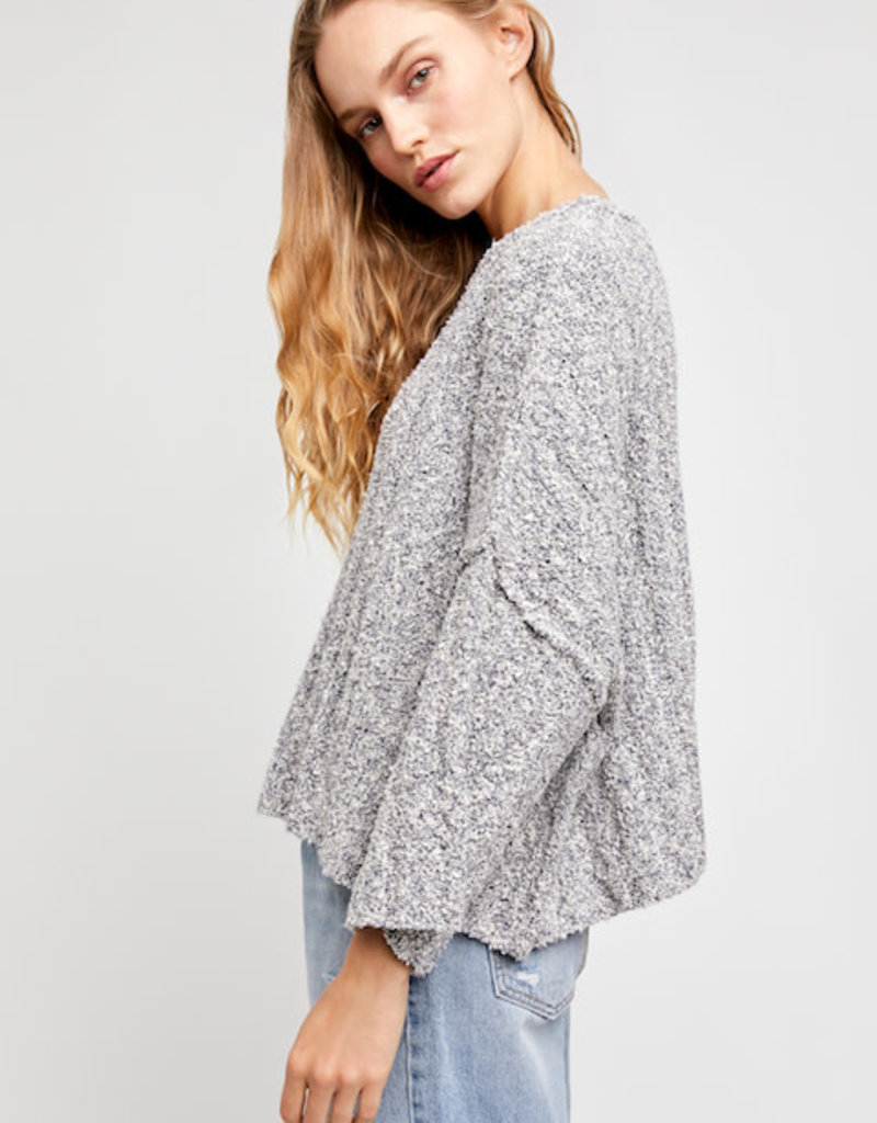 Free People Good Day Pullover