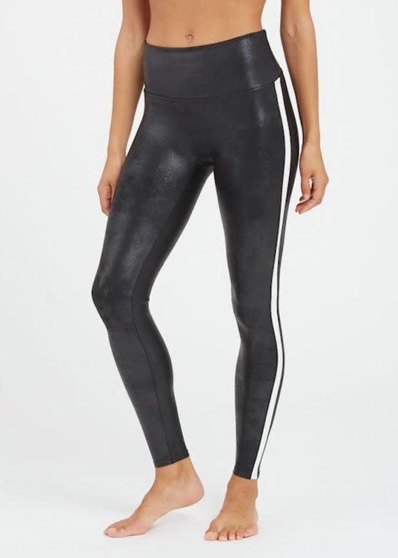 Spanx Faux Leather Stripe