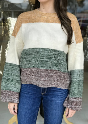 Endless Fields Sweater