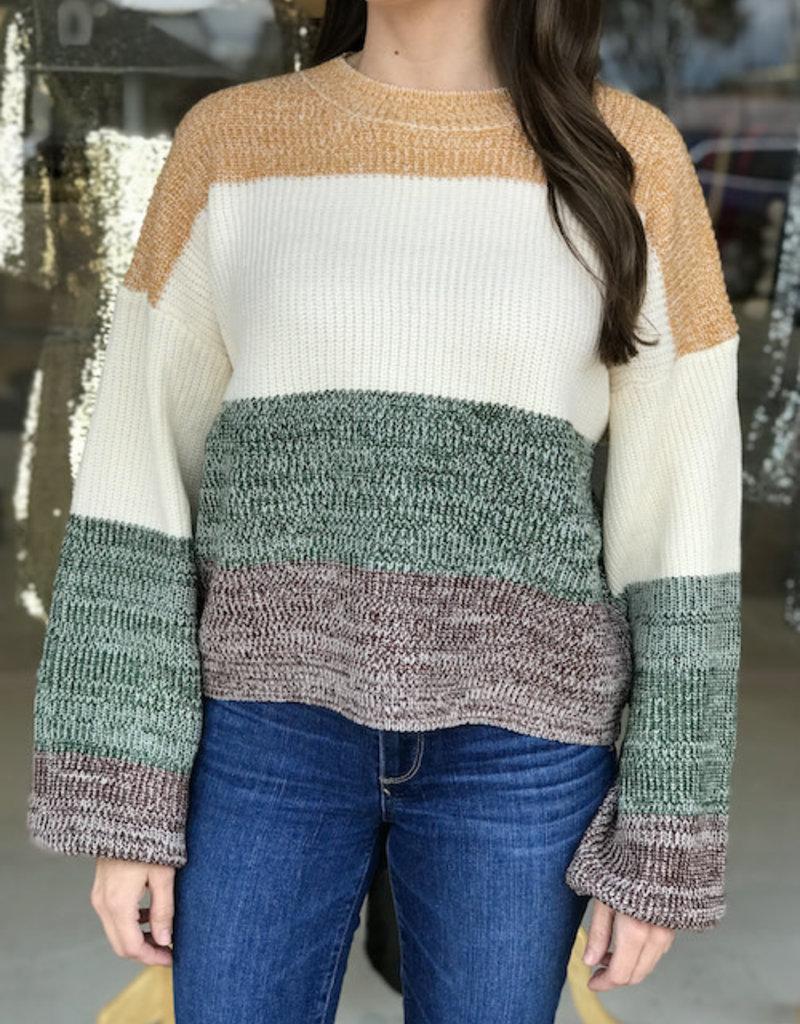 Endless Fields Sweater