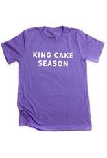 King Cake Season Tee