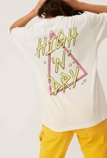 Daydreamer Def Leppard High N Dry Weekend Tee