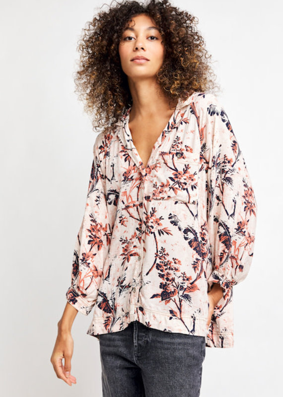 Free People It's A Vibe Buttondown