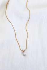 Margot Drop Necklace