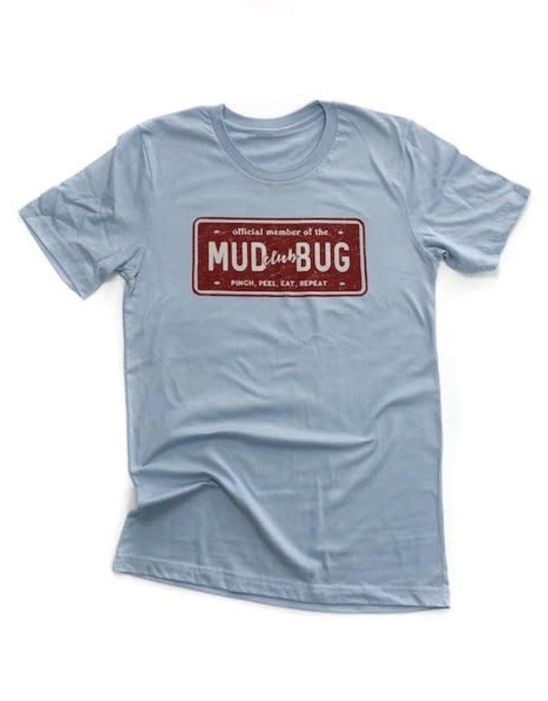 Mudbug Club Tee