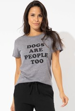 Suburban Riot Dogs Are People Too Loose Tee