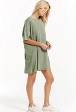 Z Supply Delta Slub Dress