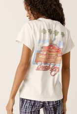 Daydreamer Beach Boys 1983 Tour Boyfriend Tee