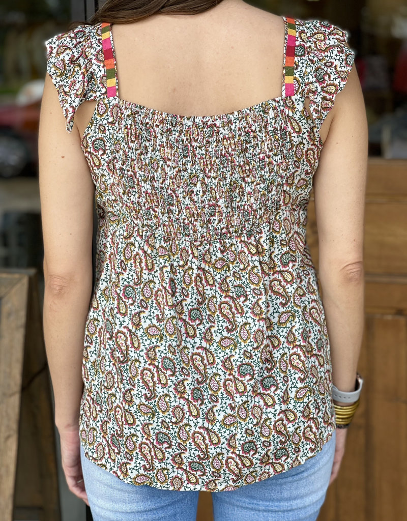 Pretty in Paisley Blouse