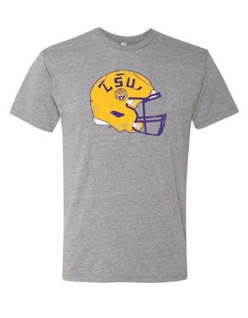 LSU Helmet T-Shirt
