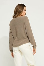 Gentle Fawn Tucker Pullover Sweater