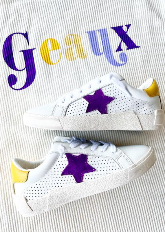 Vintage Havana Rollin Purple Star Sneaker