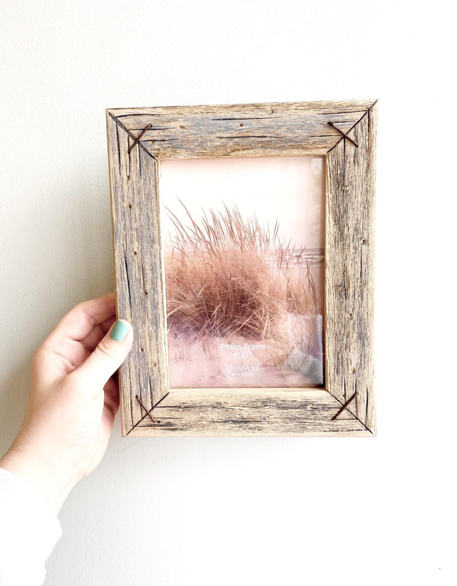 "Wooden 5""x7"" Frame"