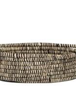 Raffia Oval Basket