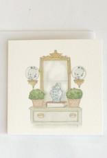 Karen Adams Vanity Mini Card