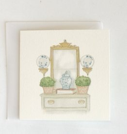 Karen Adams Vanity Mini Card