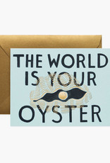 The World is Your Oyster Card