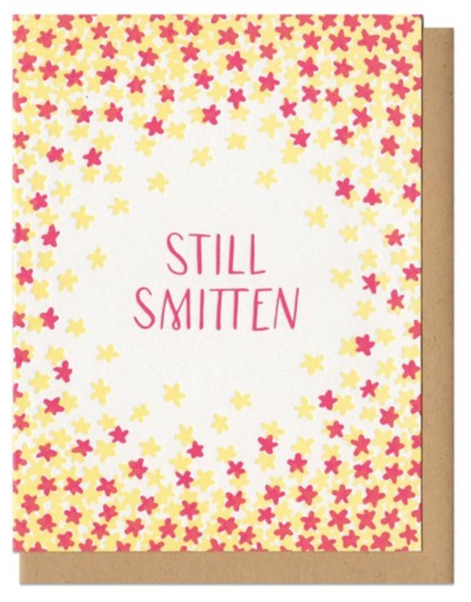 Frog and Toad Still Smitten Card