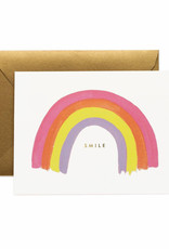 Smile Rainbow Card