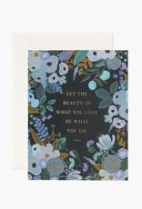 Rumi Quote Card