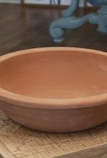 """Round Terracotta 13.75"""""""
