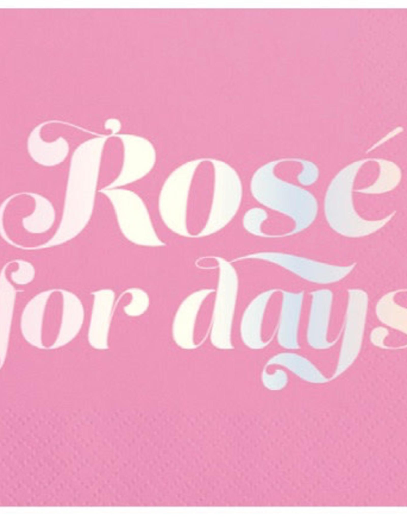 Rose for Days Napkins