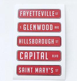 Cori Dymond Roads of Raleigh