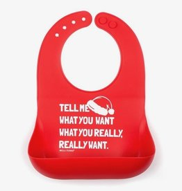 Really Want Wonder Bib