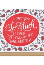 Frog and Toad Pretend Mother Card