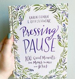 Pressing Pause Book
