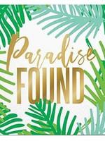 Paradise Found Napkins