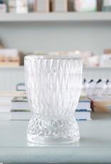 6in Glass Pillar Holder