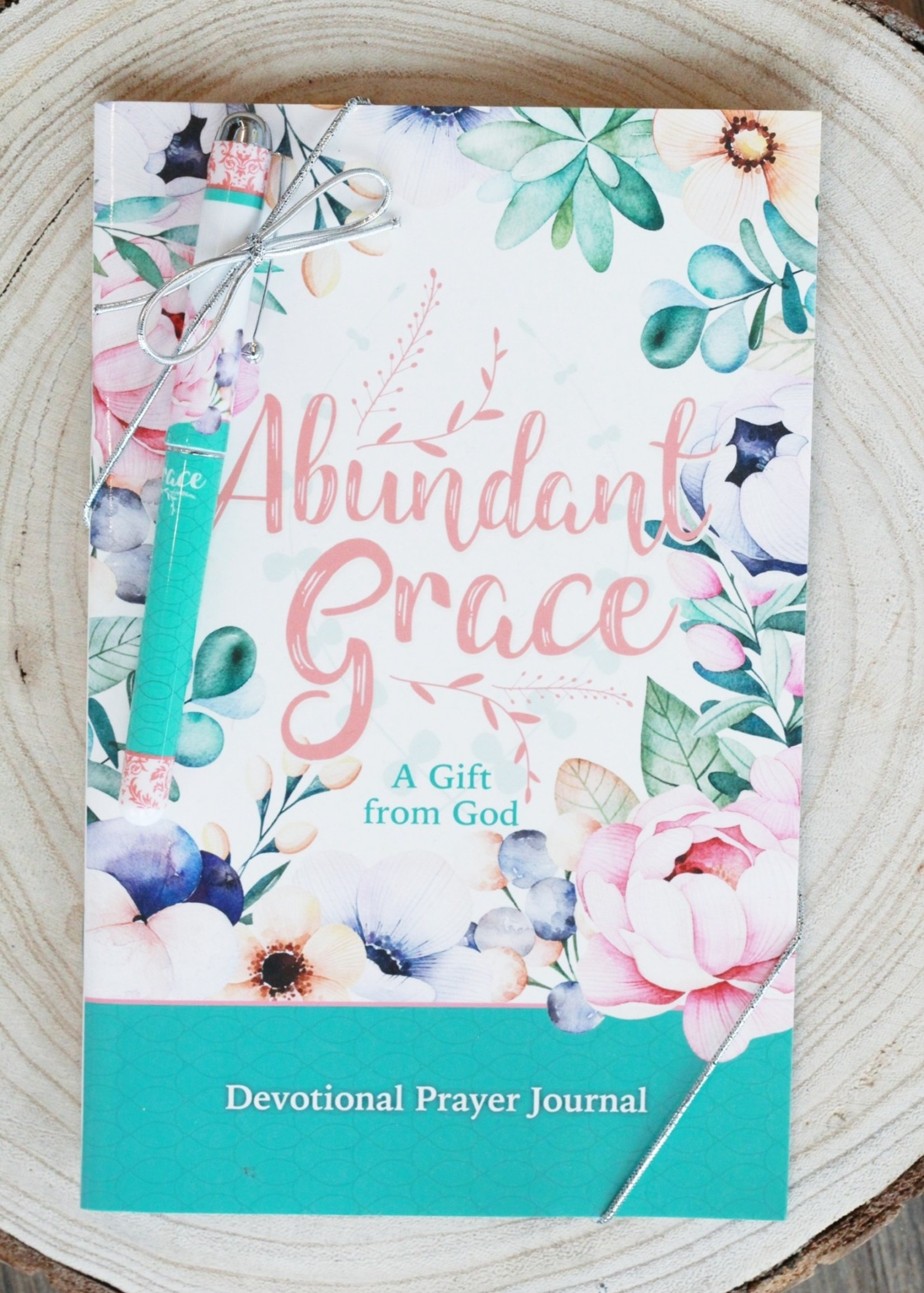 Pam Pusateri Abundant Grace Devotional