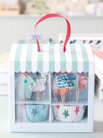 Baby Shop Blue Cupcake Kit