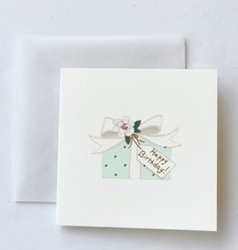 Karen Adams Birthday Happy Mini Card