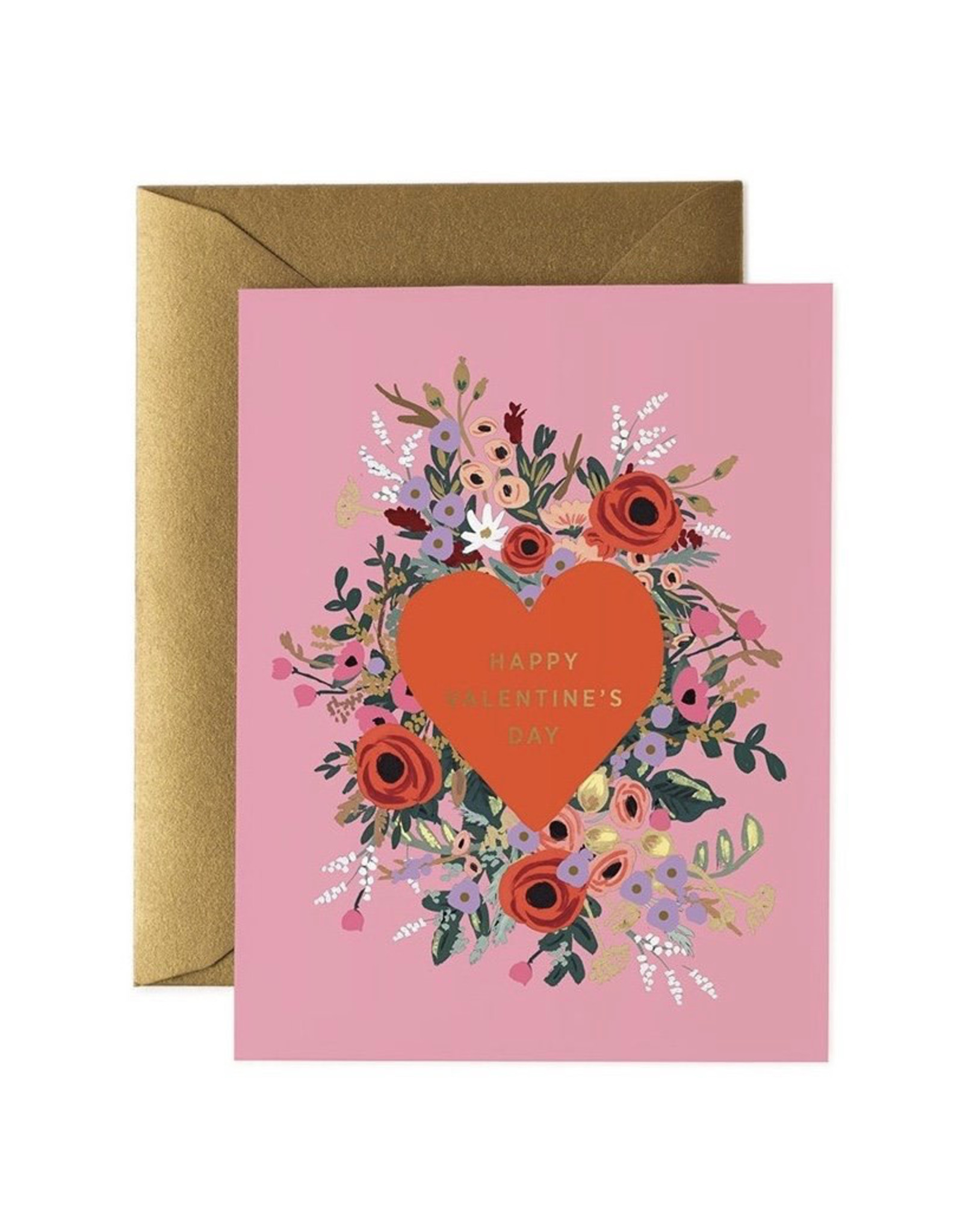 Blooming Heart Card