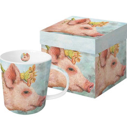 Blossom Pig Mug