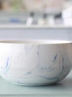 Blue Marble Dish