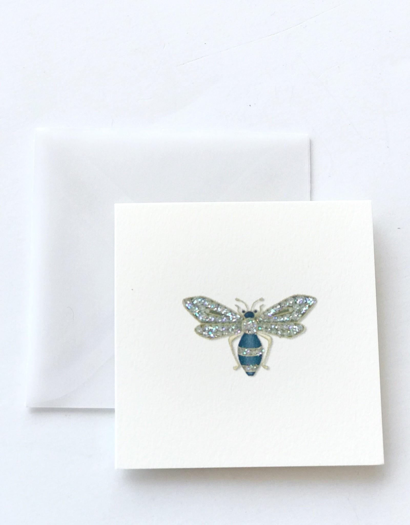 Karen Adams Bumble Bee Mini Card