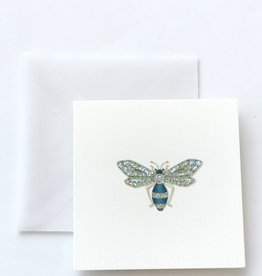 Karen Adams Bumble Bee Mini Card