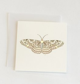 Karen Adams Butterfly Mini Card