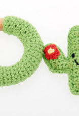 Cactus Teether Ring