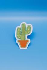 Cardinal Directions CD Stickers - Cactus