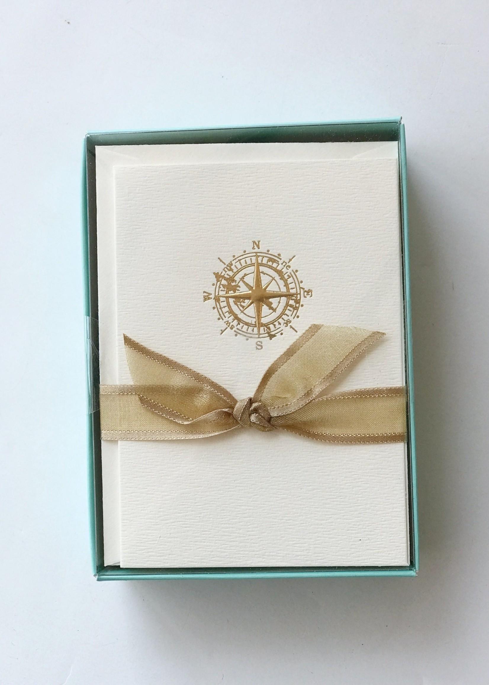 Compass Rose Card Set
