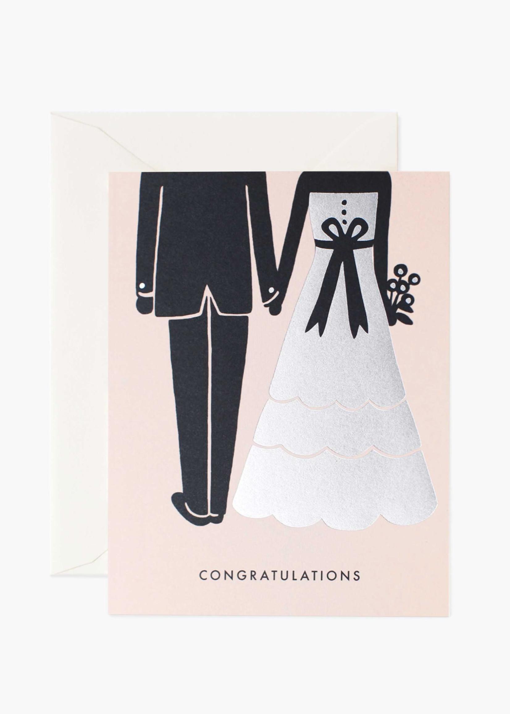 Congrats Beginnings Card