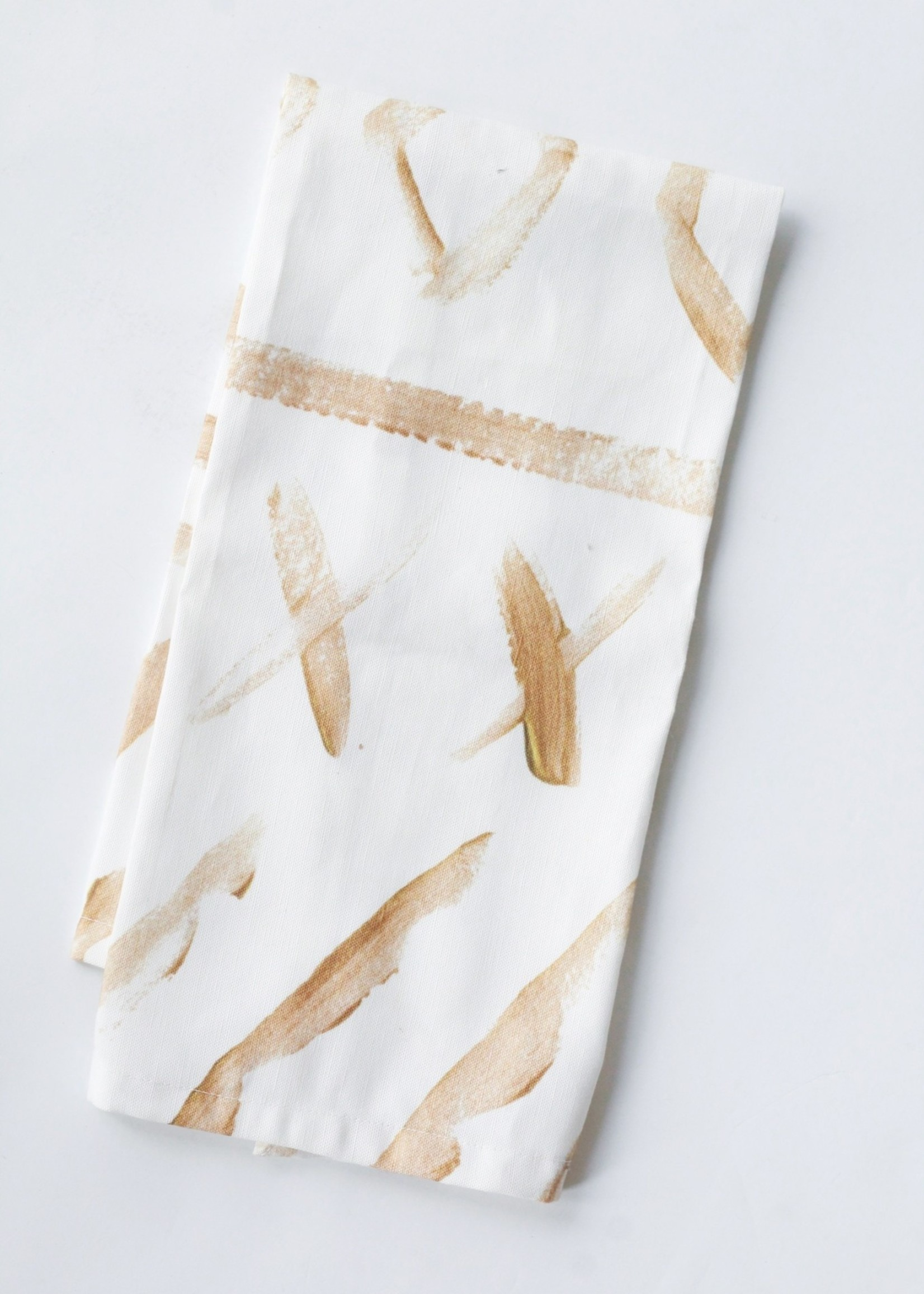 Desert Print Heavy Cotton Tea Towel