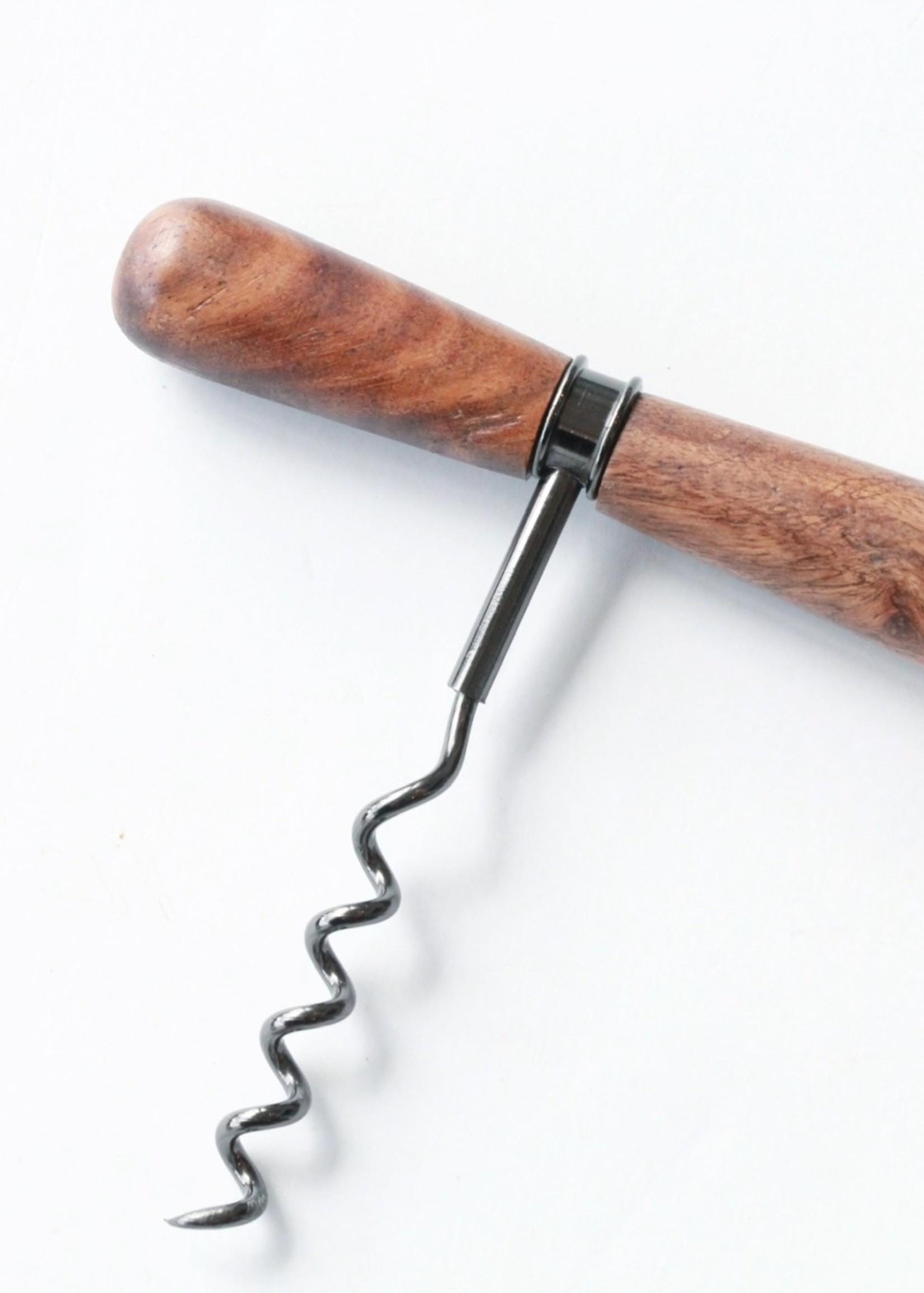 Onyx and Wood Corkscrew