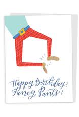Happy Tines Fancy Pants Card