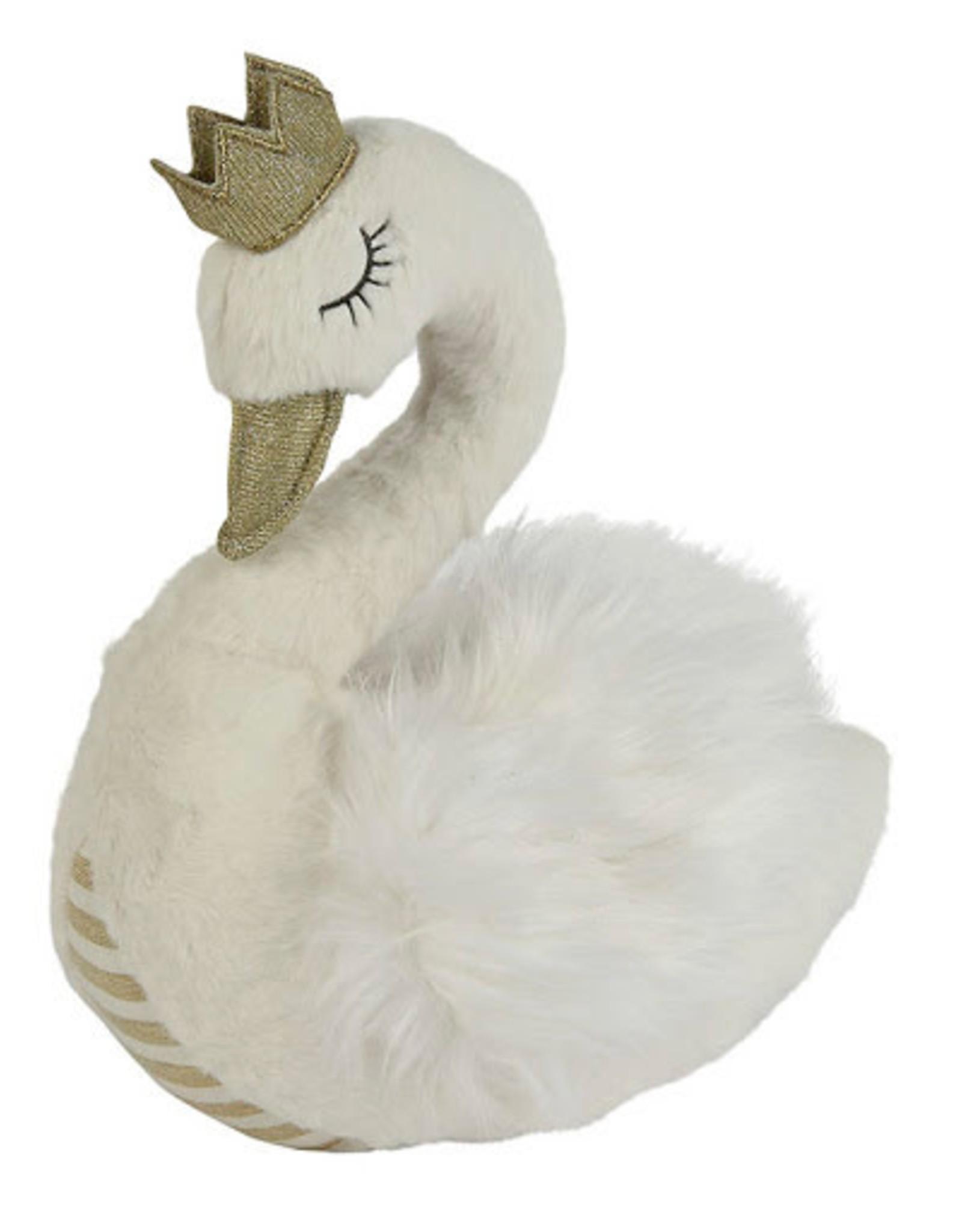 Maison Chic Feather Swan Plush